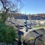 Kapuzinerberg Salzburg Imbergstiege