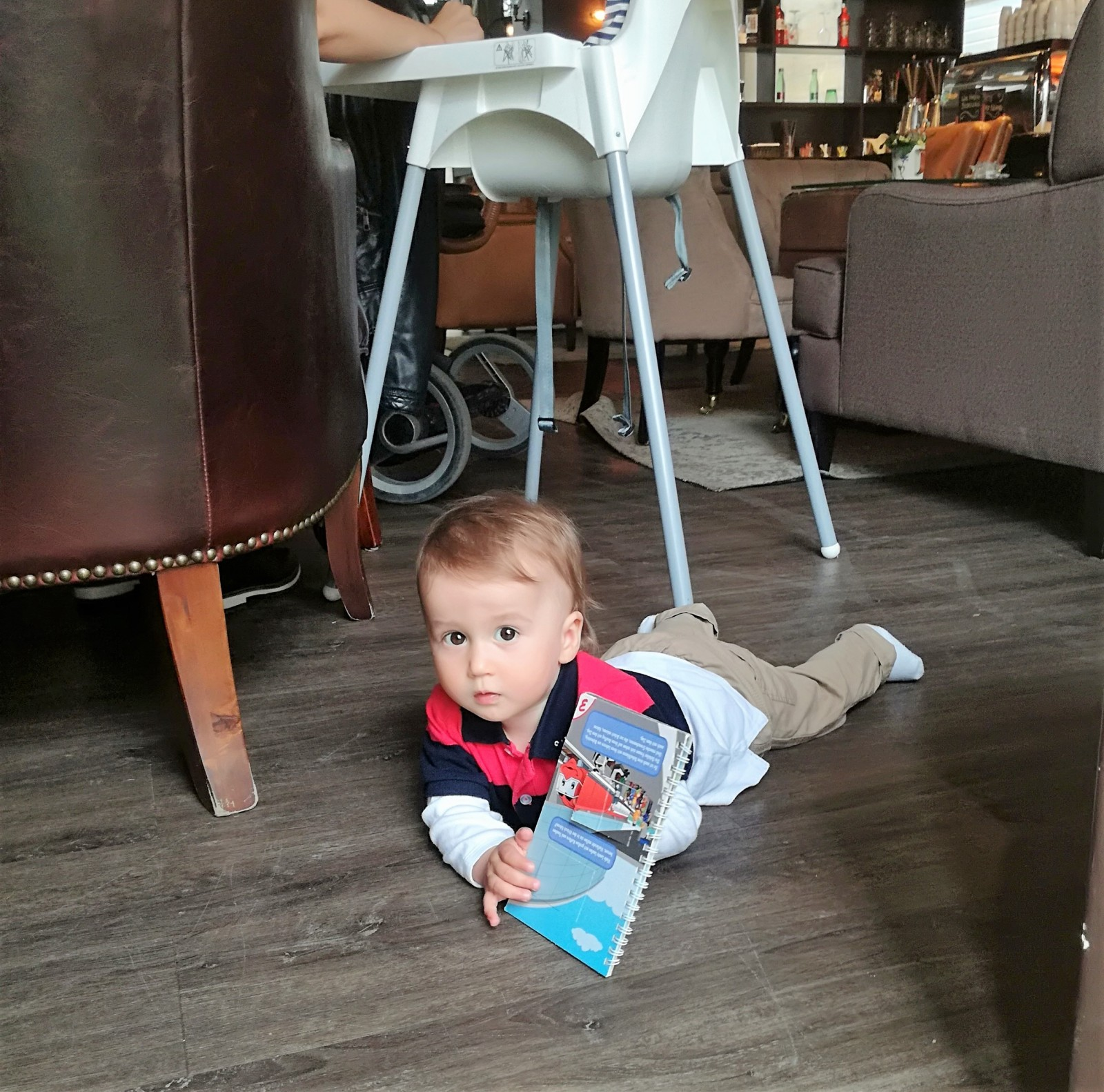 Auf Entdeckungstour im  Coffee House