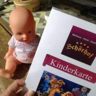 Schörhof Saalfelden Kinderkarte