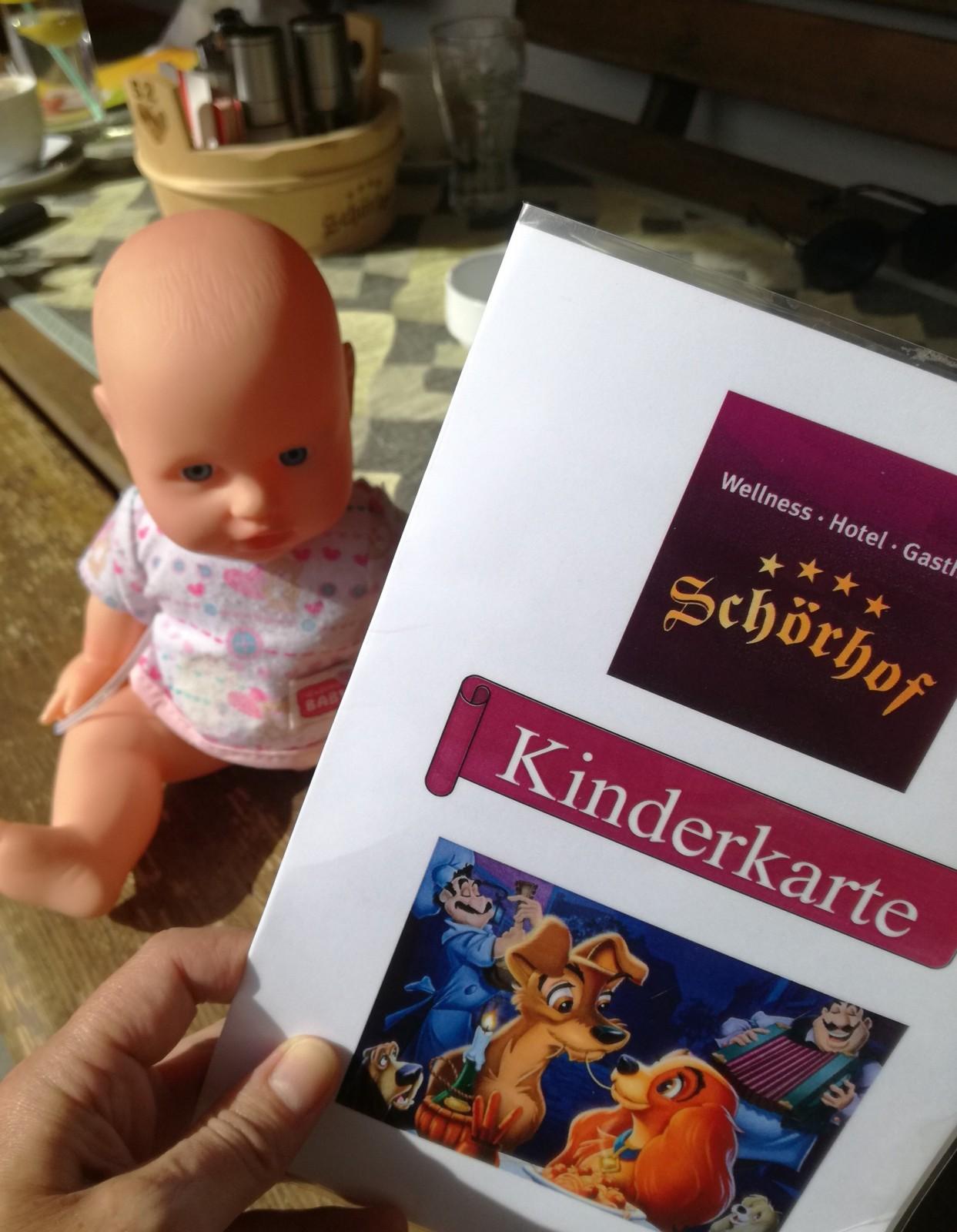 Kinderkarte im Schörhof