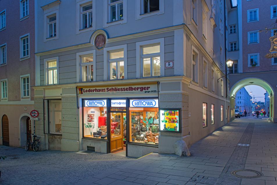 Lederhaus Schliesselberger