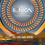 Poster zur IONICA 2018