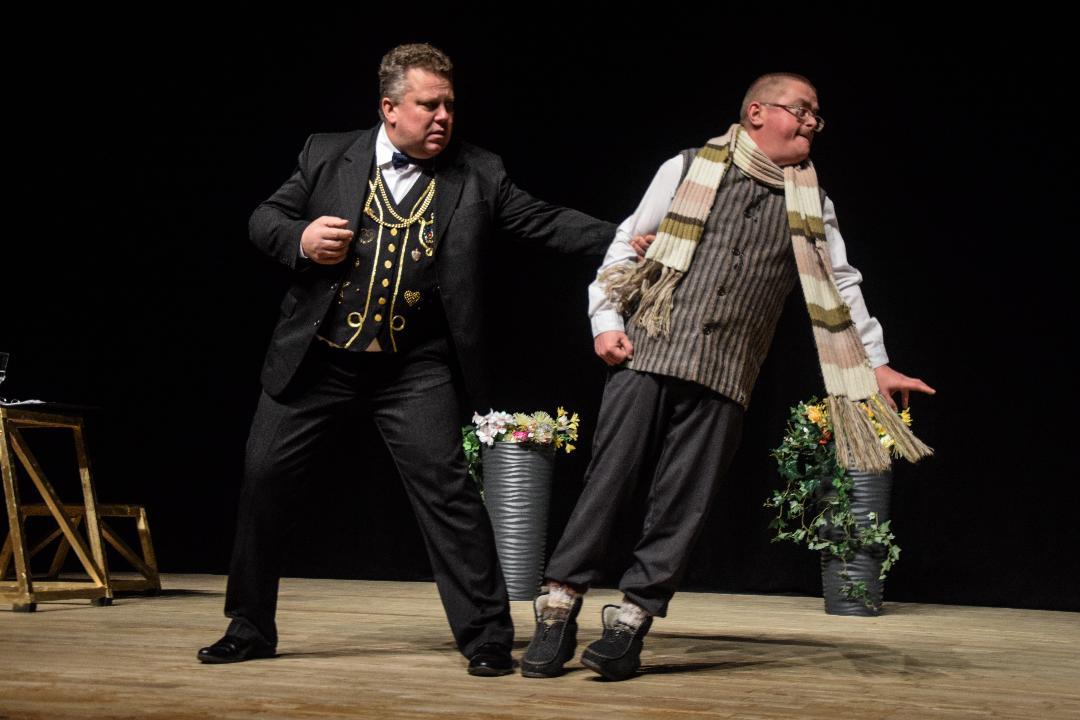 Theater aus Litauen, ...