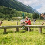 Wasserspiele im Käfertal