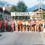 Start zum Sonnberglauf