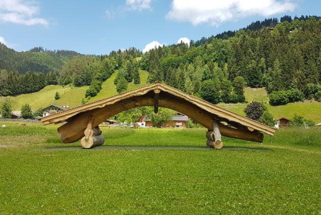 Soccerpark Wagrain-Kleinarl, Soccergolf, Fußballgolf Salzburg Wagrain Kleinarl