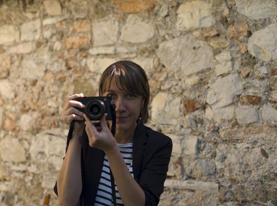 Fotografin Lisa