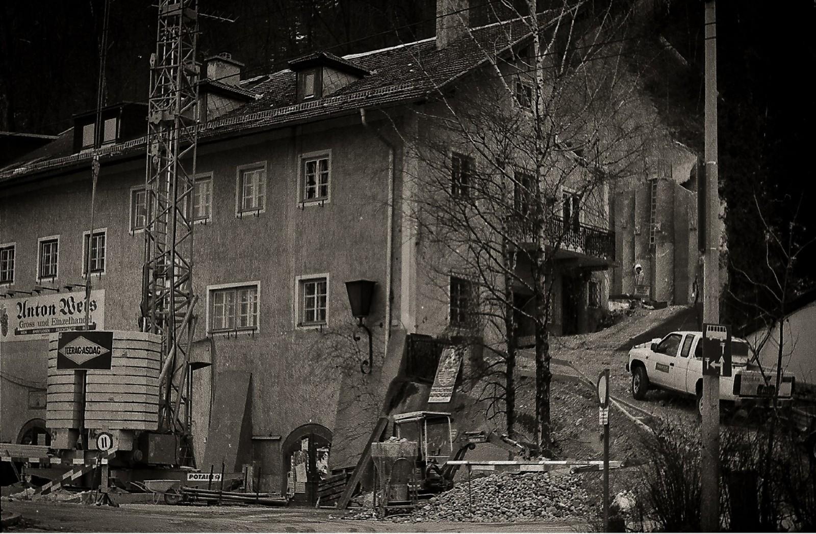 Baustellenbeginn ©Rockhouse