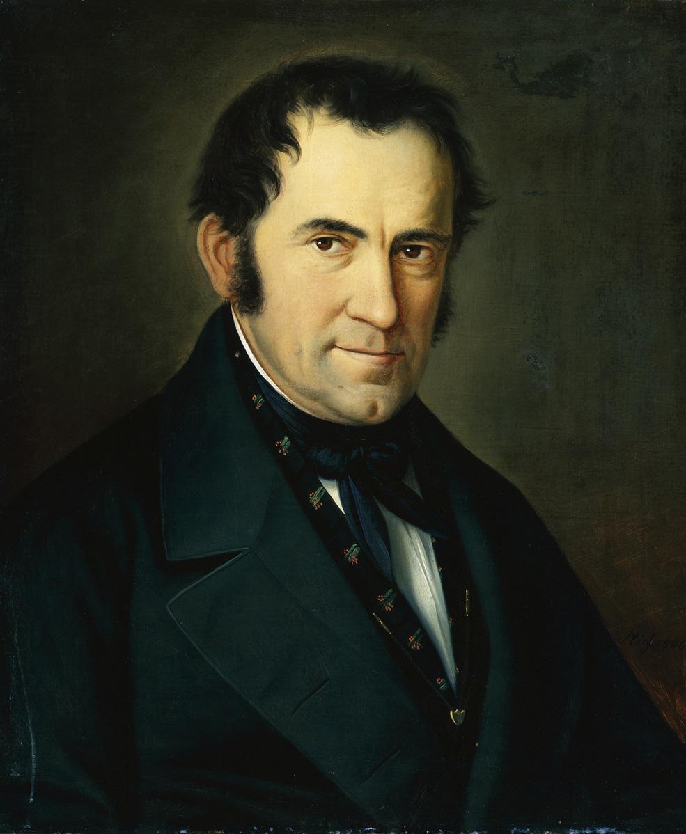 Franz Xaver Gruber