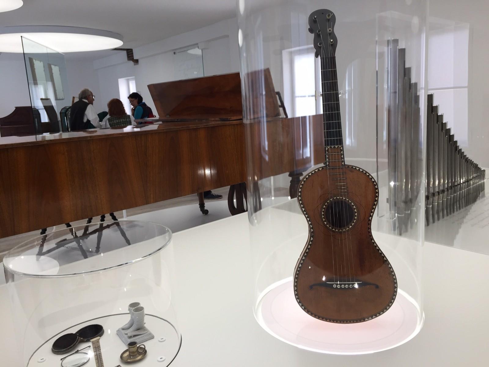 Gitarre von Josef Mohr