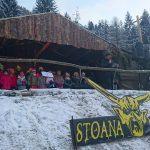 Stoana Mea Pass beim Adventzauber im Stoissengraben