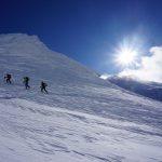 Franz Althuber Skitour Faulkogel
