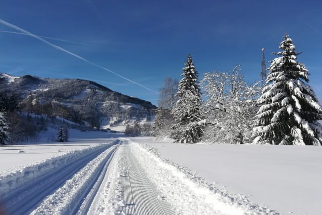 Höhenloipe Embach
