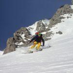 Franz Althuber Skitour Watzmann