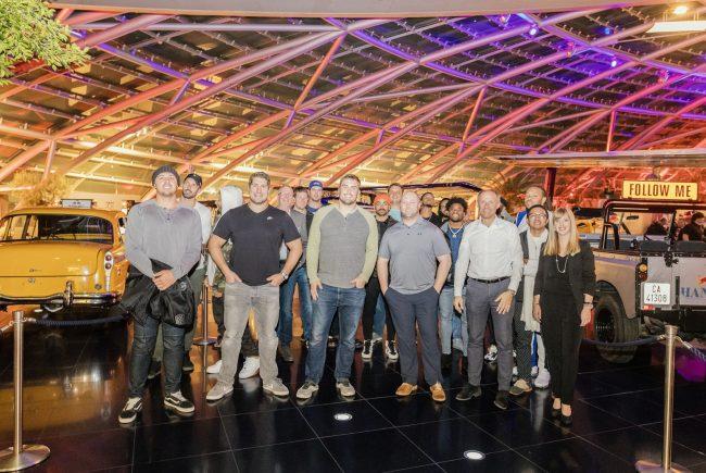 NFL-Allstars, Hangar-7 (c) SalzburgerLand Tourismus:LUX FUX Media