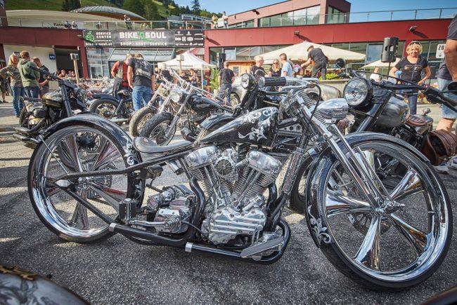 Biker Mania Saalbach Hinterglemm Harley Treffen SalzburgerLand