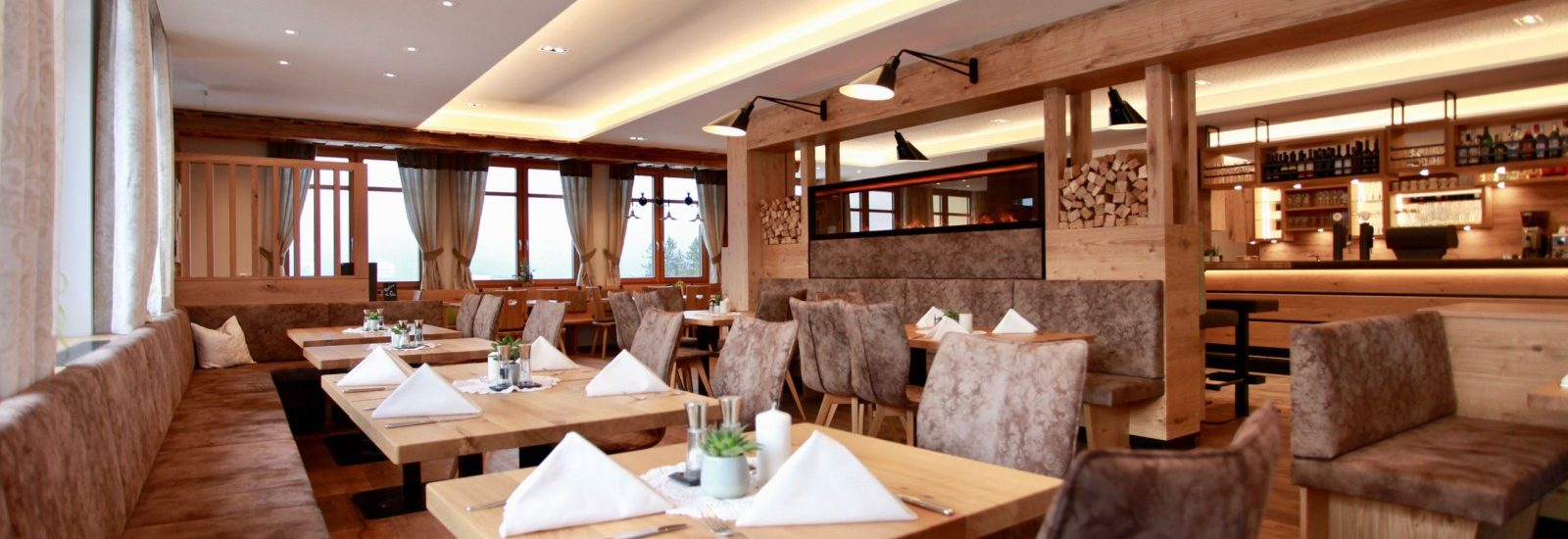 Restaurant Hotel Am Hochsfuchs Eugendorf, ehemalig Dachsteinblick