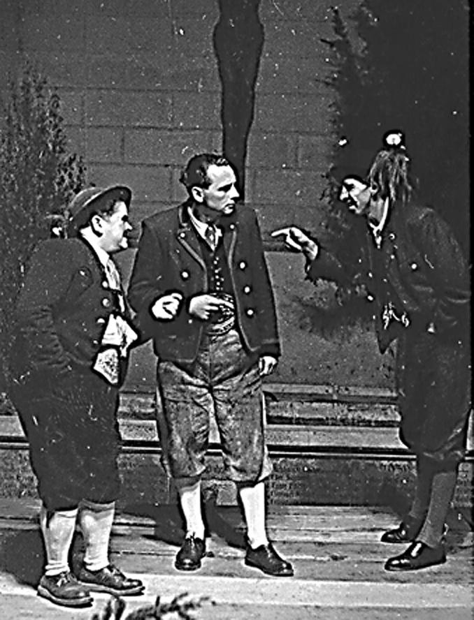 Jedermann und Vetter im Jahr 1953