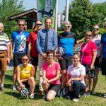 Genuss Radtour Trumer Triathlon Salzburger Seenregion Velodrom SalzburgerLand