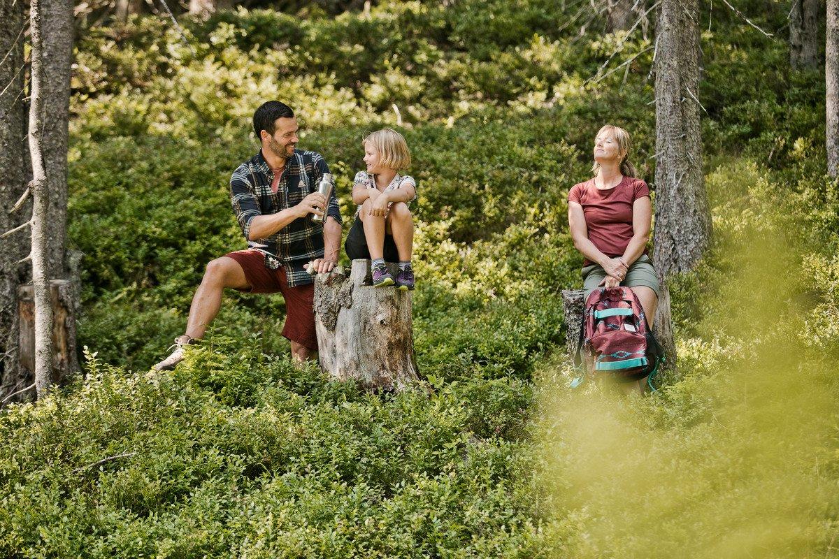 Gesunde Waldluft für die ganze Familie