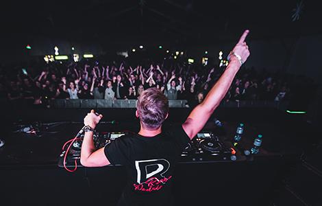 Top DJs c Jürgen Feichter