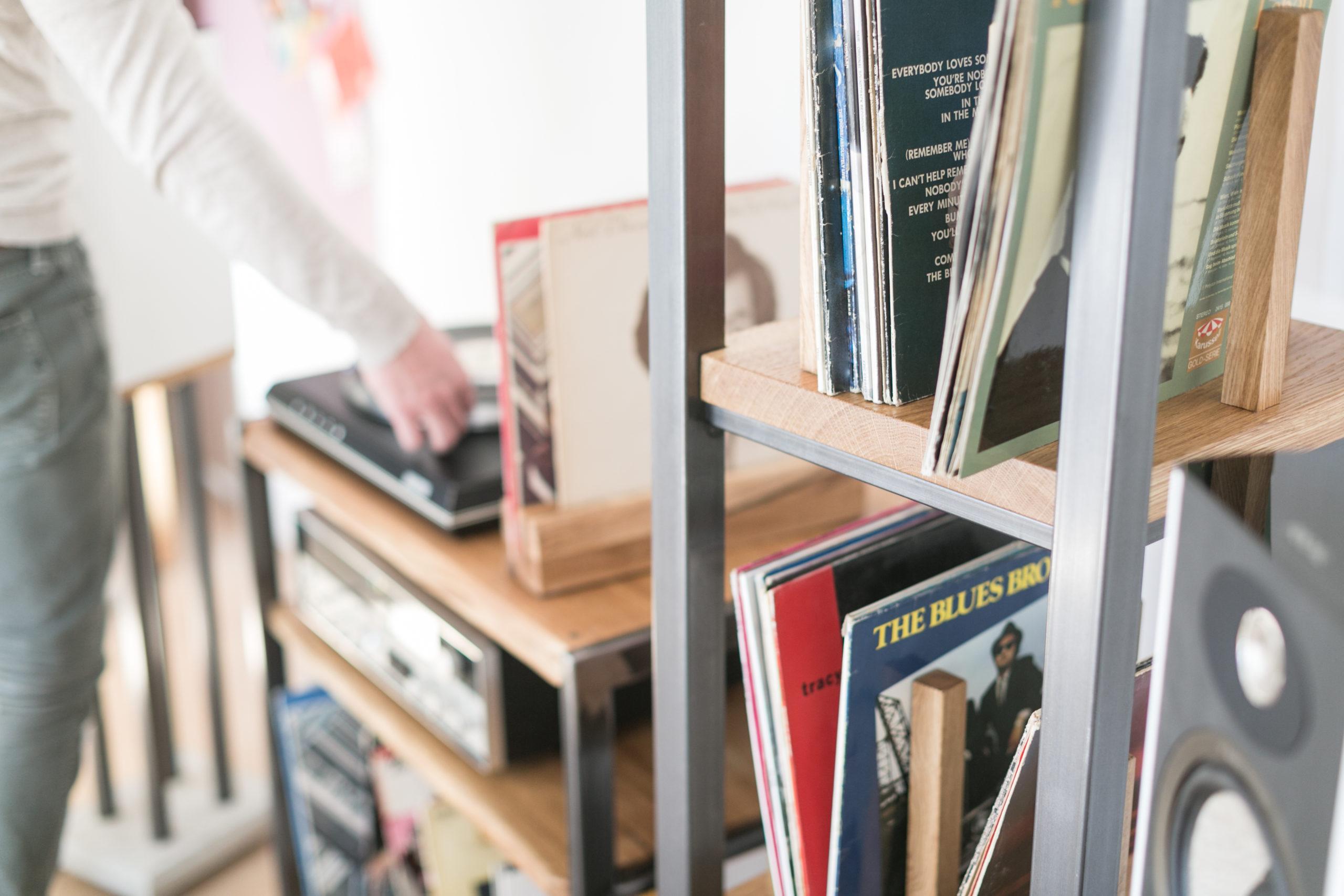 © Romanswerk - Möbel aus Holz und Stahl, gebaut für die Ewigkeit