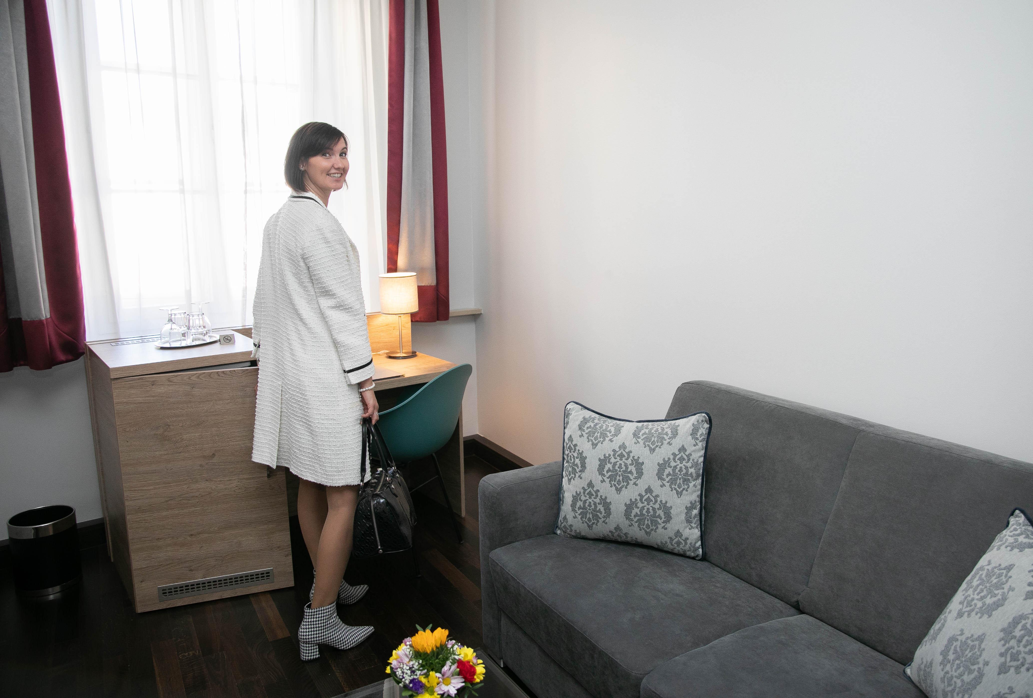Ideal für Businesskunden. Hotel Elefant the family Business, Getreidegasse 1, Salzburg, ©www.wildbild.at