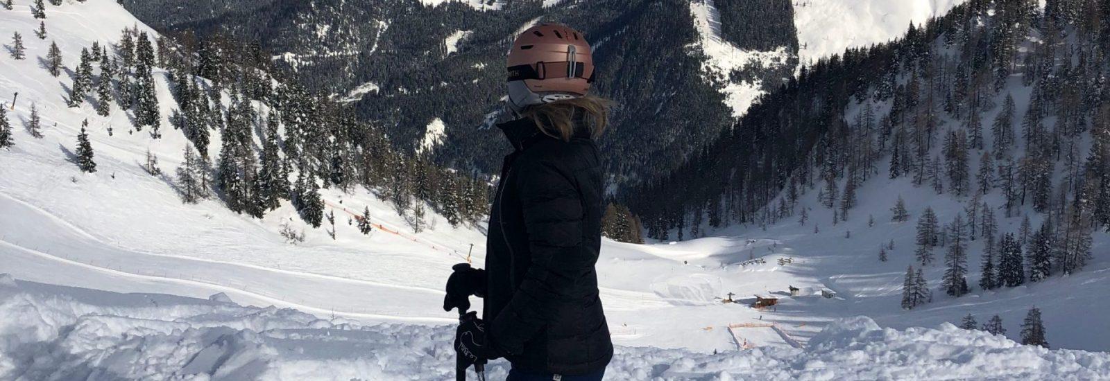 Skifahren in Ski Amade
