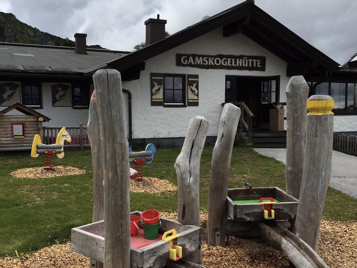 Gamskogelhütte © Fotokredit: Anja Fischer