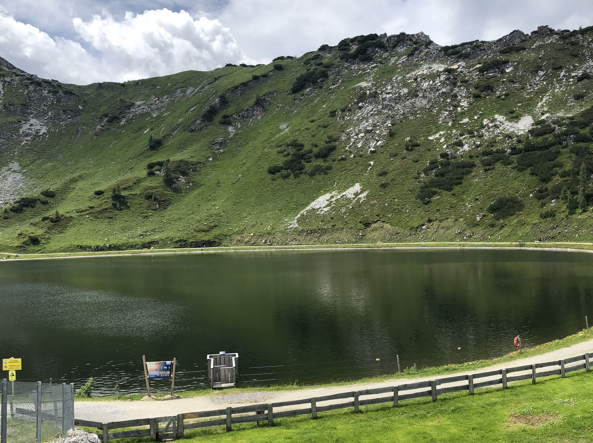 Rundweg Seekarsee in Zauchensee © Fotokredit: Anja Fischer