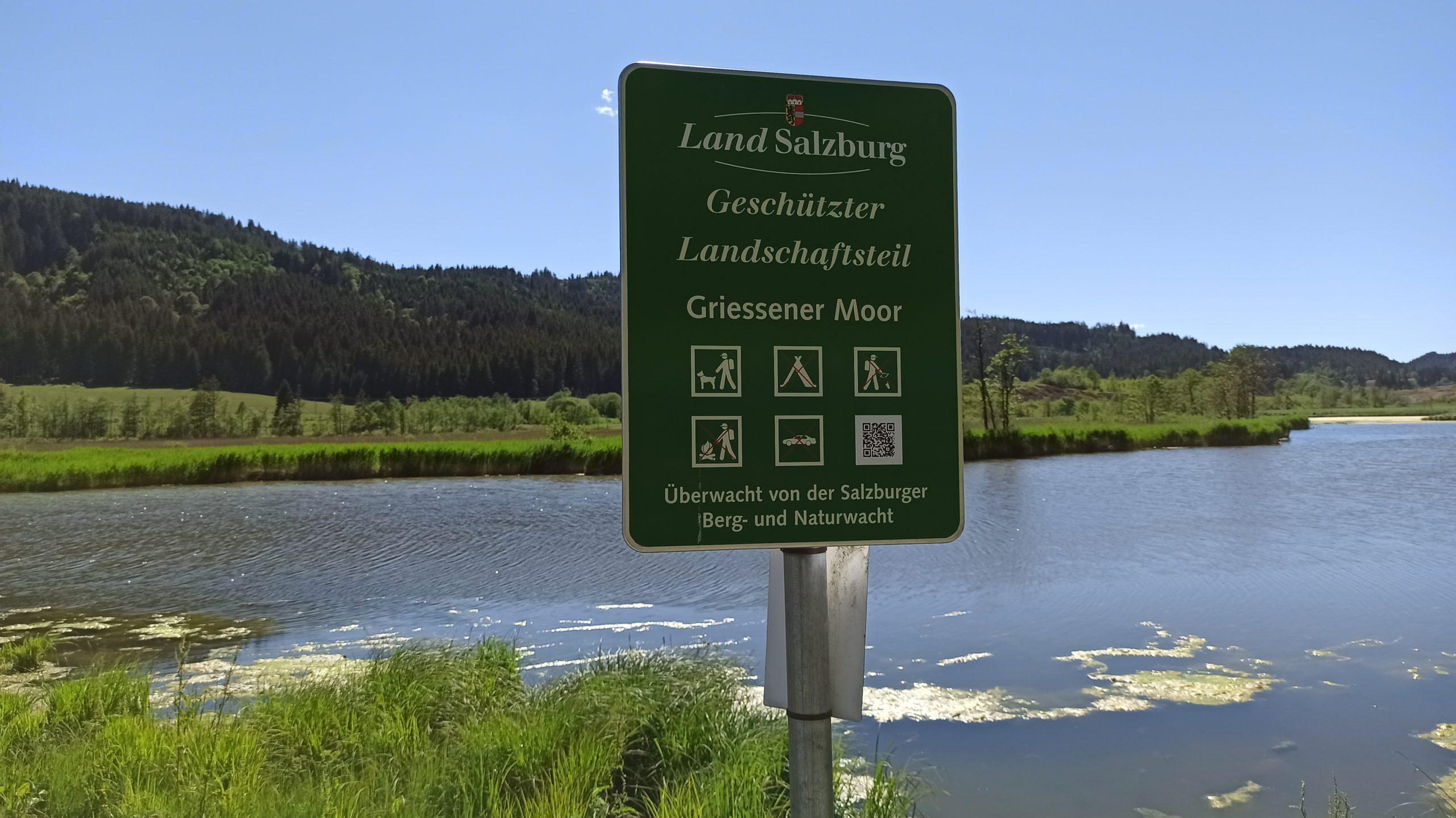Schon seit 1986 steht diese wertvolle Naturlandschaft unter Schutz