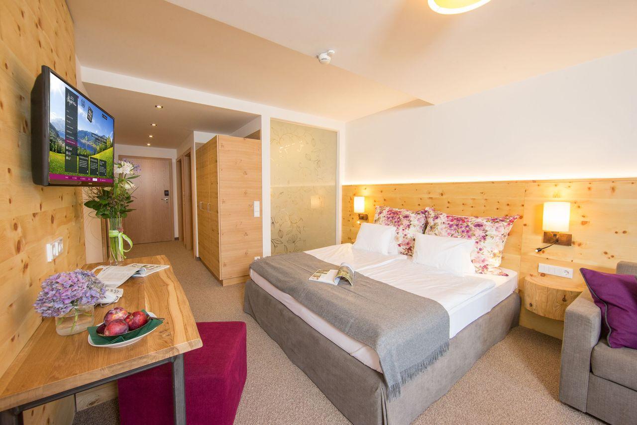 Abschließend ein Blick in die Zimmer dieses Top-Hotels
