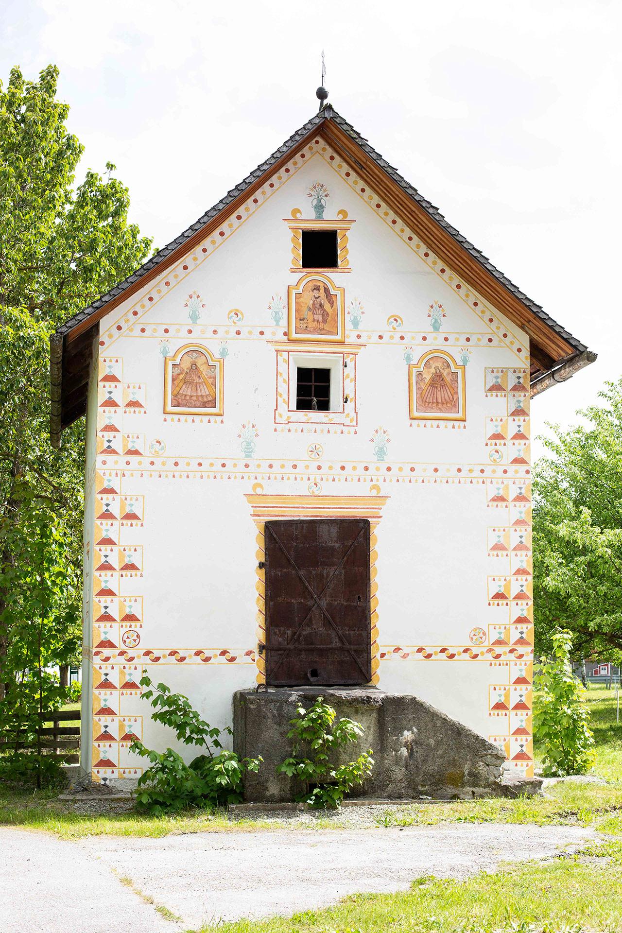 © Salzburg Agarmarketing, Marisa Möhslacher, 600  Jahre alter Getreidespeicher