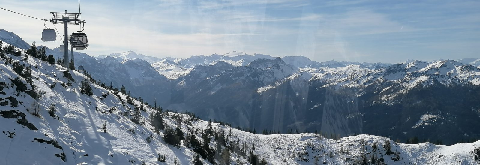Panorama Link in Wagrain-Kleinarl