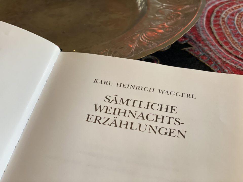 Gemütliche Stunden beim Lesen von Weihnachtsgeschichten im Advent © Karl-Heinz Kreuzsaler