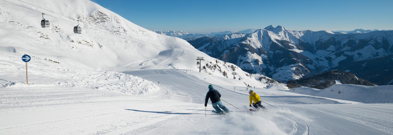 Klimaneutral Ski fahren in Rauris