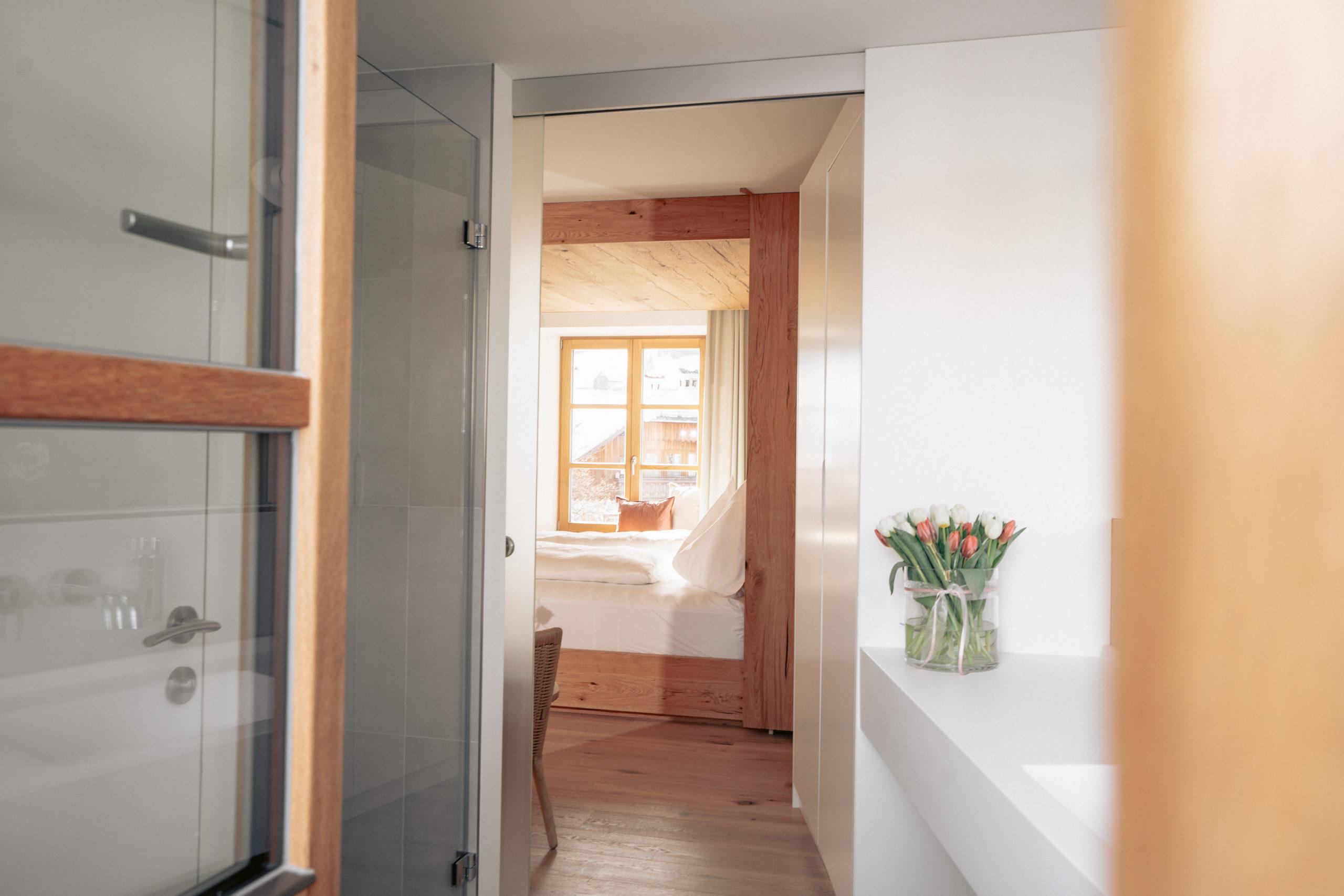 Neue Zimmer im Mesnerhaus