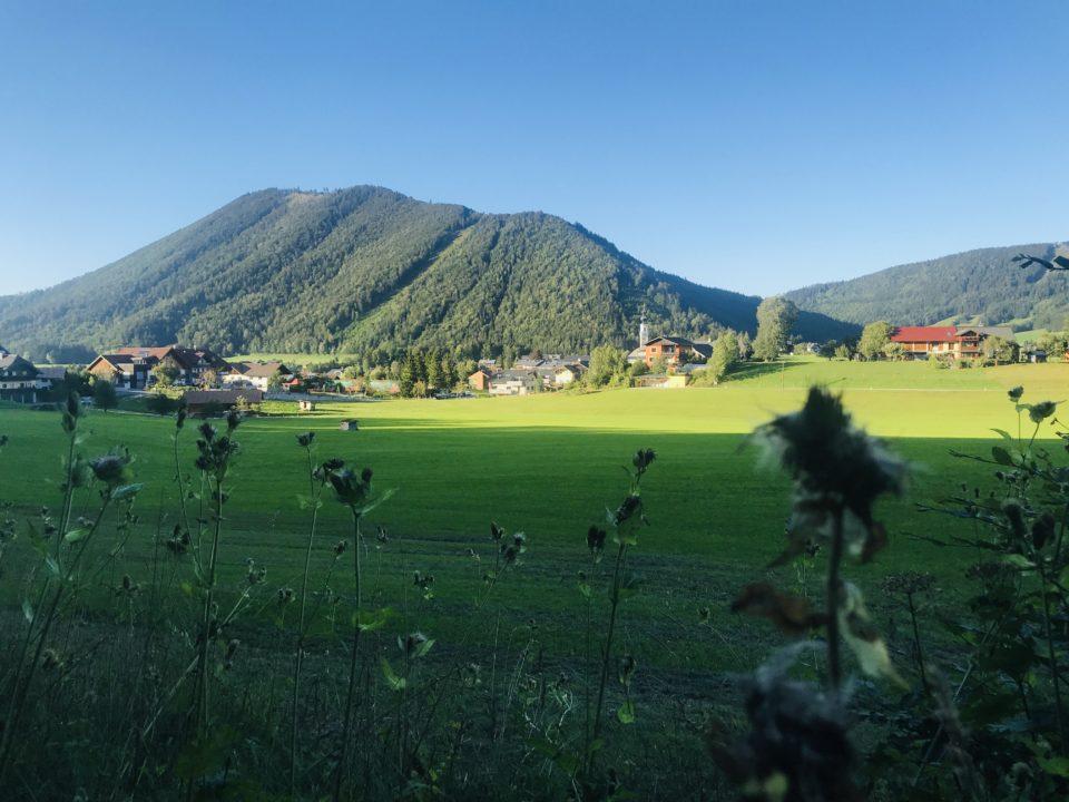 Frühlingswanderungen: Kugelberg