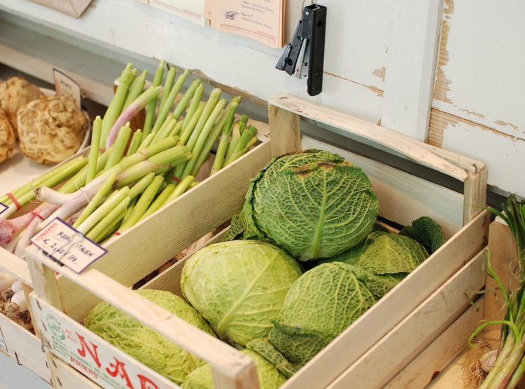 Unverpackt Laden Gemüse