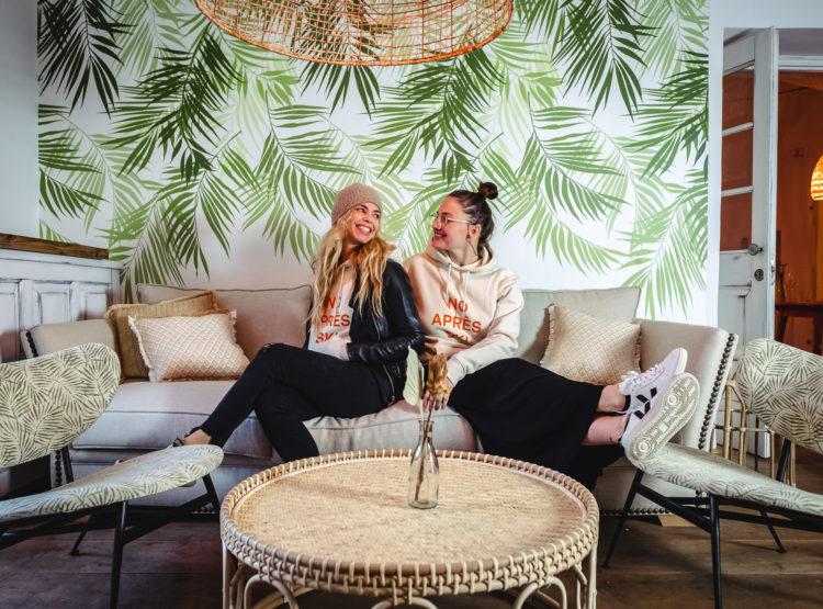 Gastgeberinnen im Designhotel Steinerwirt Lofer