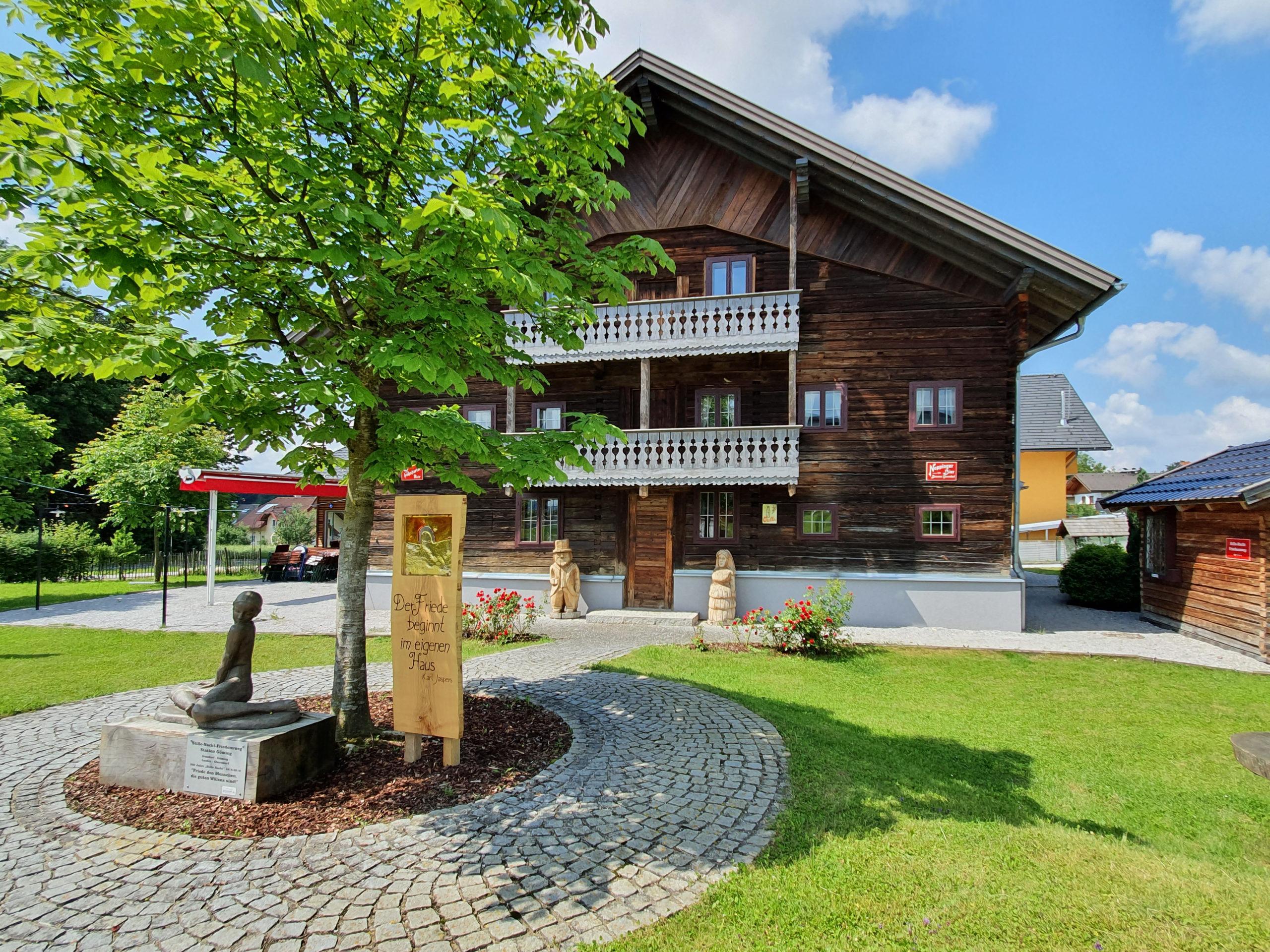 Hellbauerhaus © paodesign, Gemeinde Göming