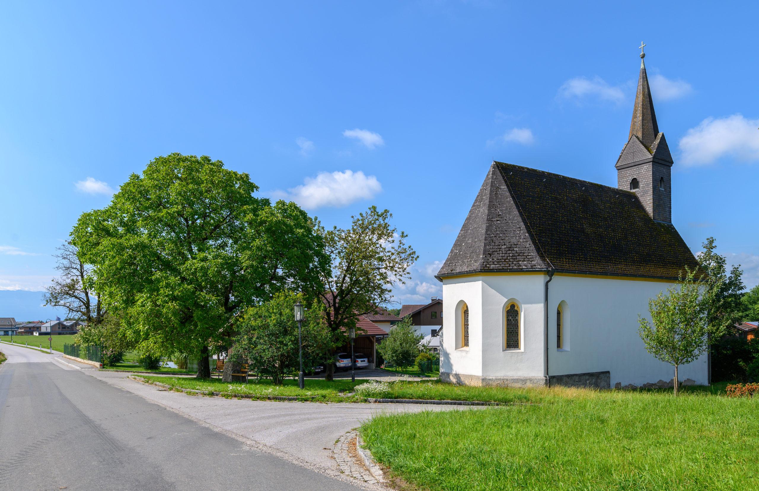 Maximiliankirche in Kirchgöming © TVB Oberndorf / Foto: Hermeter