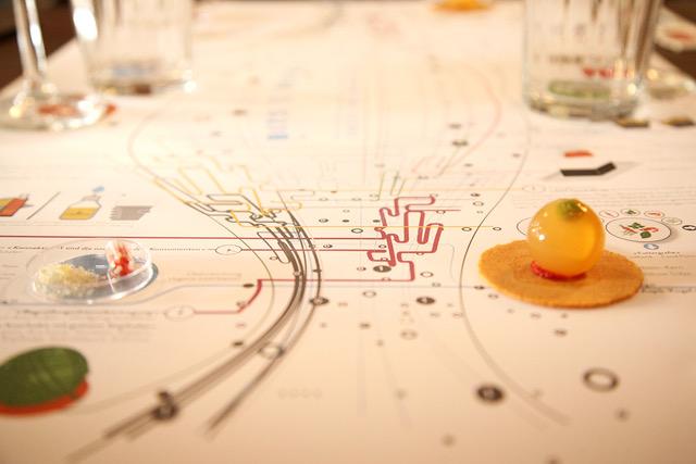 """""""Gastrosophie"""" meint die philosophisch-wissenschaftliche Beschäftigung mit allen Betrachtungsweisen unseres Essverhaltens © Michael Brauer"""