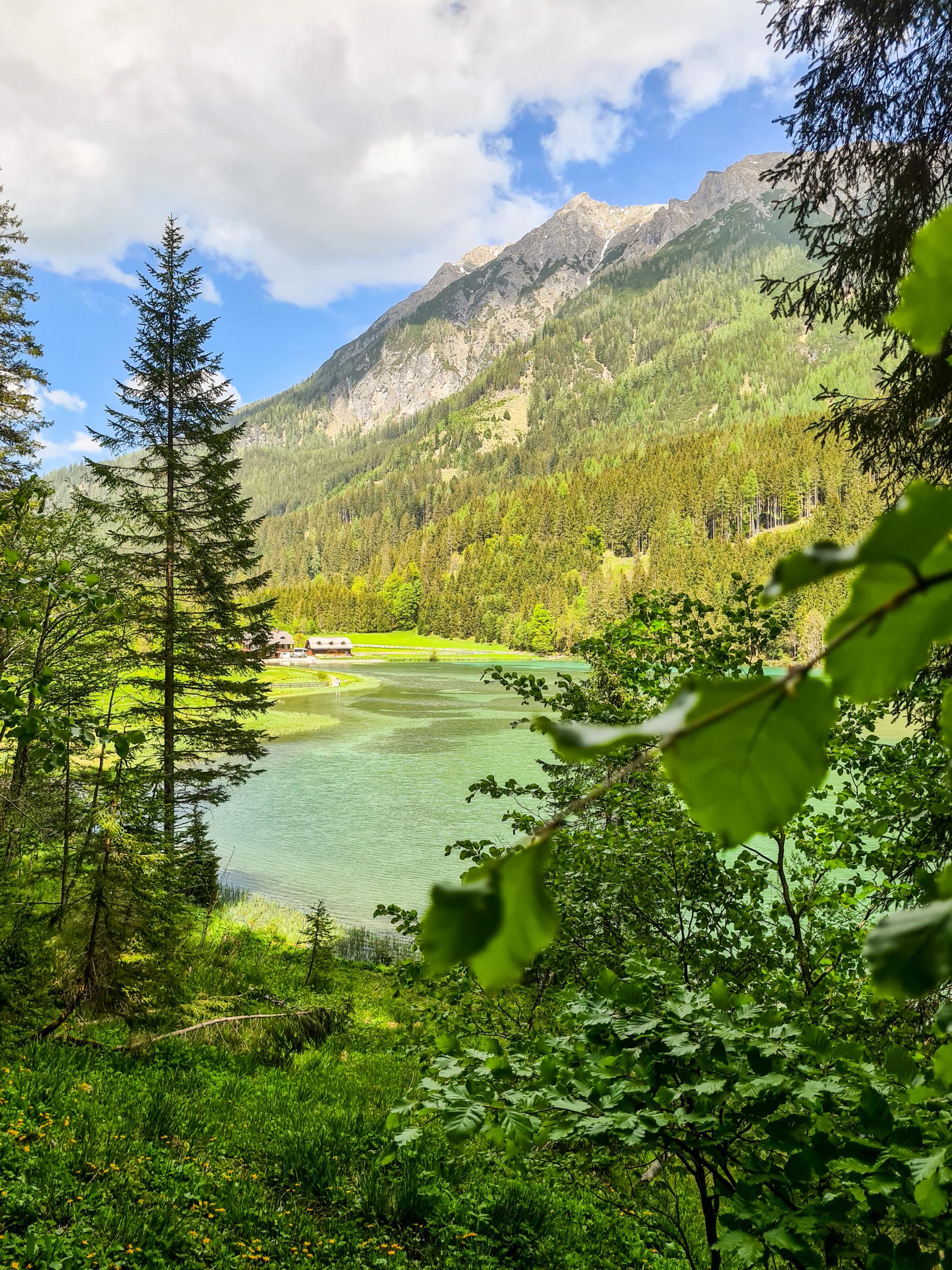 Der Jägersee im Kleinarler Talschluss © Belina Huttegger