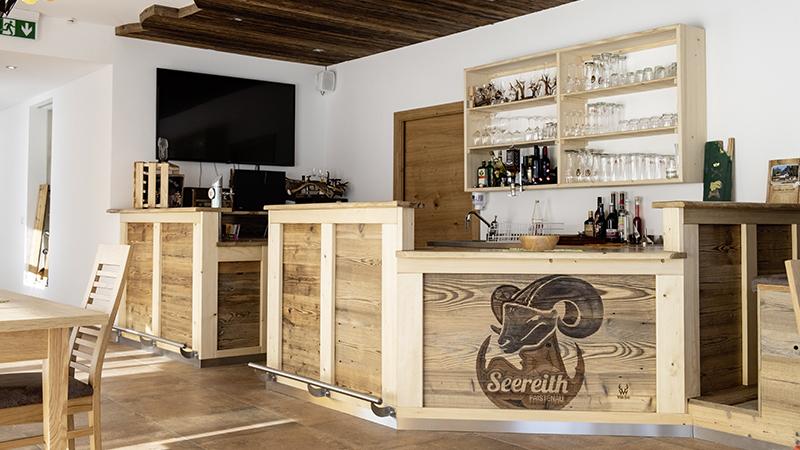 Bar © Landhaus Seereith