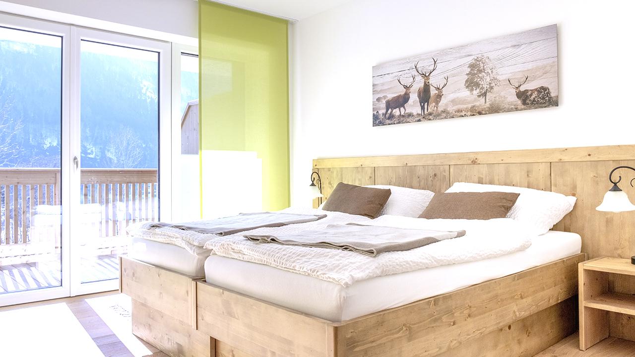Zimmer © Landhaus Seereith