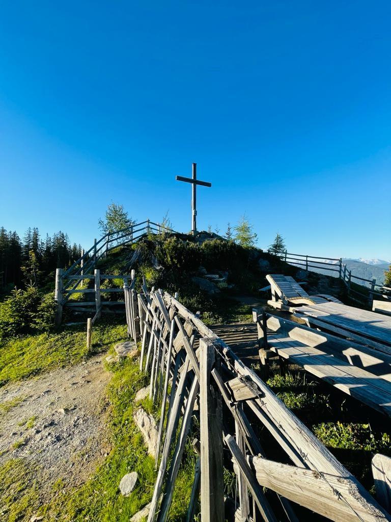 Oase der Ruhe direkt am Gipfel © Salzburger Sonnenterrasse