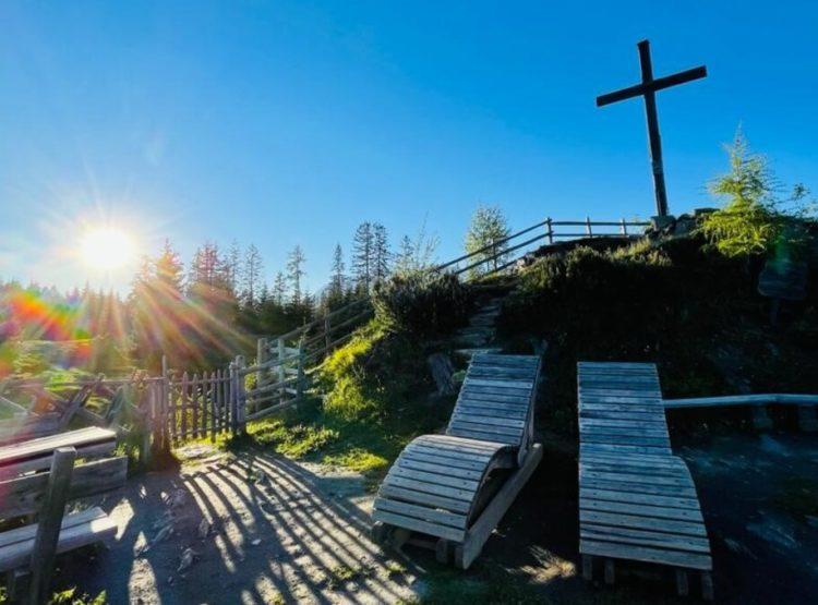Salzburger Sonnenterrasse Sonnenschein