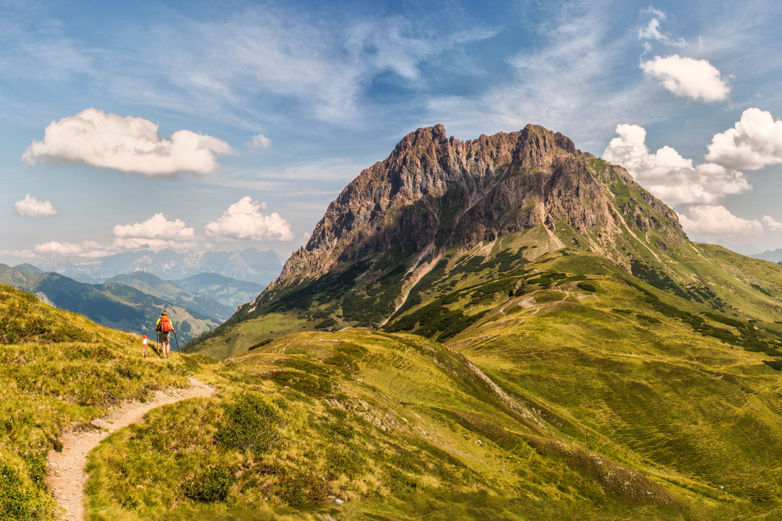 Auf zum großen Rettenstein © Sepp Steiger