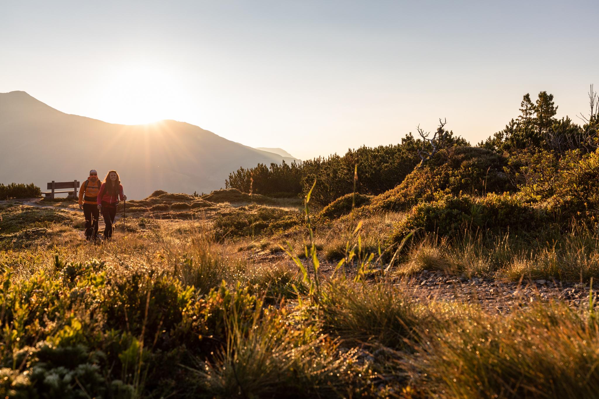 Der Hohe Tauern Panorama Trail ©TVB Krimml Johannes Sautner
